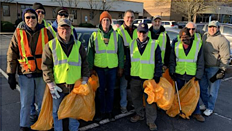 March 2020 Street Cleanup