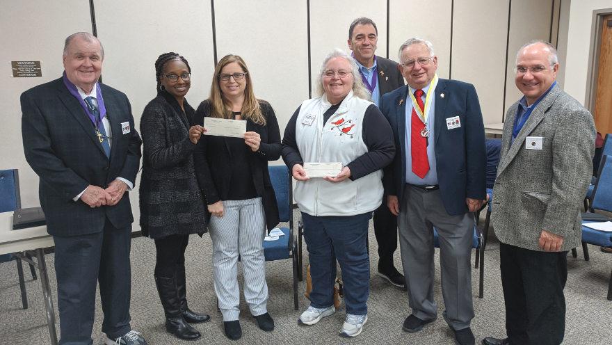 ARC & Greensboro Pregnancy Center Donations