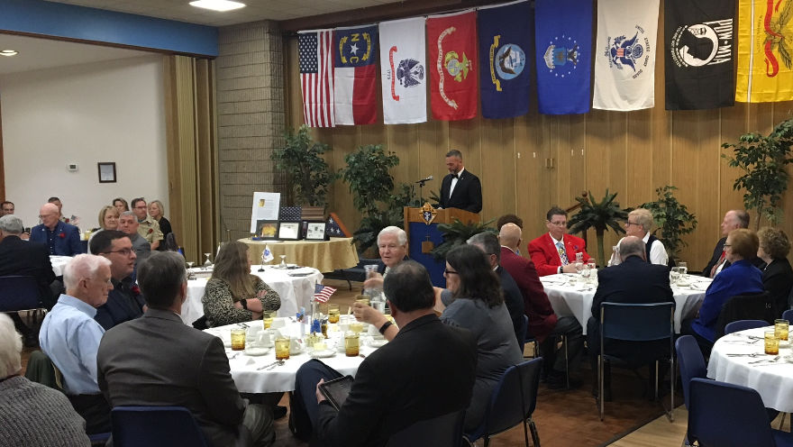 Military Appreciation Dinner